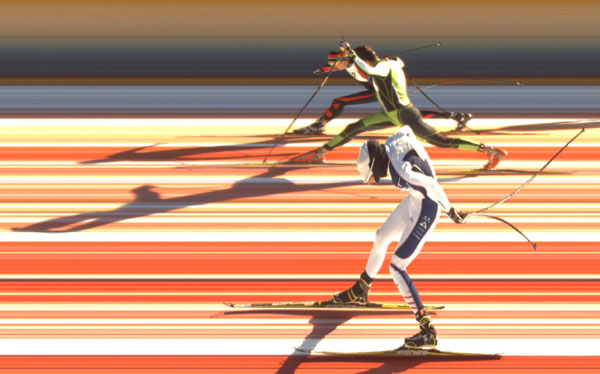 West Yellowstone Photo Finish